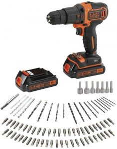Black+Decker 80 taladro percutor